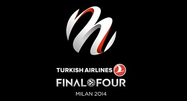 euroliga logo final four milan 2014 Apuesta baloncesto: Euroliga F4 semifinales. CSKA   Maccabi
