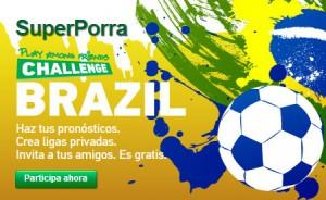 porra mundial paf Super Porra del Mundial de Brasil con Paf – El ganador ganará un viaje a Las Vegas