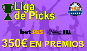 liga de picks 1rad.fw  300x175 Liga Picks. 350€ con <a href=