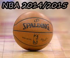 NBA2014-2015