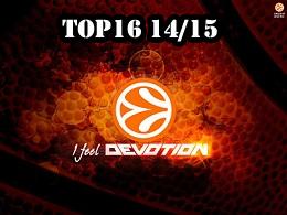 Top16Euroliga14-15