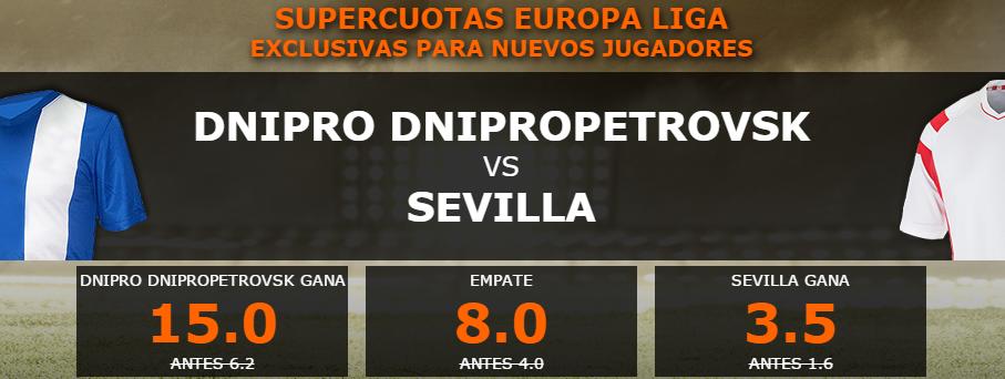 Supercuota888sportFinalEuropaLeagueDniproSevilla