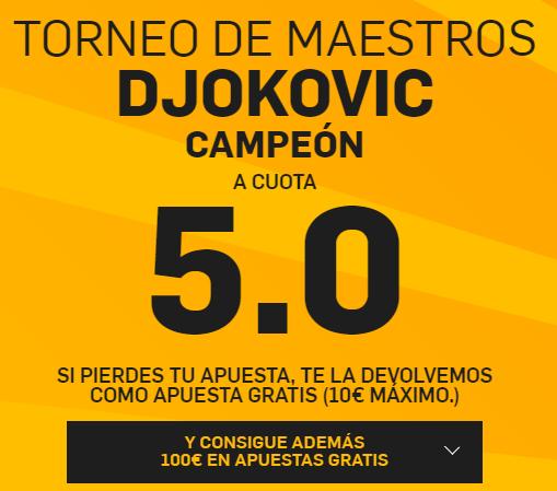 PromoCuotaBetfairDjokovic
