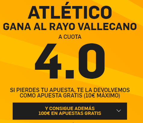 PromoCuotaBetfairAtleticoRayo