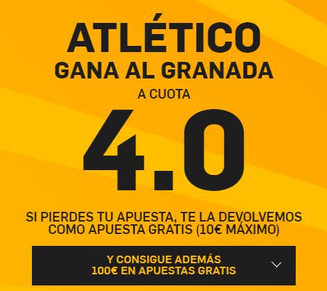PromoCuotaBetfairGranadaAtletico