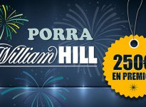 (Concurso) Porra WilliamHill 250€ en premios (Última jornada liga)