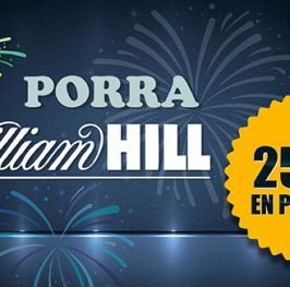 (Concurso) Porra WilliamHill 250€ en premios (Villarreal vs Real Madrid)