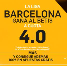 SúperCuota – Barcelona gana al Betis a 4.0 (http://goo.gl/JdmGnP <- enlace)