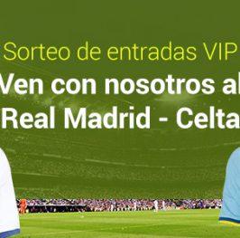 Ves al Bernabéu en zona VIP gracias a Luckia