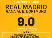 R. Madrid gana al Dortmund a 9.0 ( https://goo.gl/s3adrW )