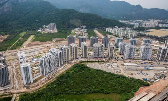 Villa Olimpica Rio 2016