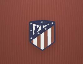 El Atlético de Madrid tendrá nuevo escudo