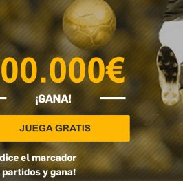 Barcelona a cuota 60, Madrid a cuota 40 o gana 200.000€ con nosotros